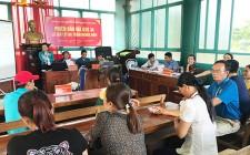Tổ chức bán đấu giá quyền sử dụng đất tại thị trấn Nghĩa Đàn