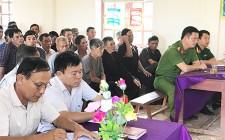 Nghĩa Đàn hỗ trợ hơn 1 tỷ đồng giúp xã Nghĩa Yên làm đường giao thông