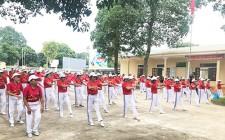 Hội NCT xã Nghĩa Liên tổ chức lễ kỷ niệm ngày Quốc tế NCT
