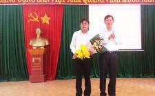 Nghĩa Liên tổ chức gặp mặt chia tay đồng chí Vi Văn Tiệp nhận nhiệm vụ mới