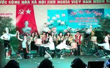 Hội thi văn nghệ chào mừng 65 năm thành lập xã Nghĩa Lạc