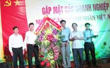 Gặp mặt các doanh nhân nhân ngày doanh nhân Việt Nam