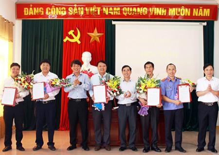 Bổ sung Ủy viên BCH Đảng bộ huyện khóa 28