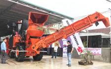 Hội thảo thu hoạch mía bằng máy công nghệ cao