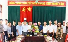 Chúc mừng Ủy ban Mặt trận Tổ quốc huyện nhân ngày truyền thống