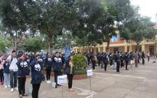 546 lượt thí sinh tham dự kỳ thi học sinh giỏi huyện cấp THCS