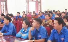Tập huấn chuyển giao KHKT cho đoàn viên thanh niên