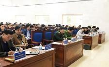 Hội nghị triển khai kế hoạch phát triển kinh tế - xã hội và dự toán ngân sách nhà nước năm 2019