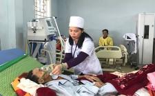 Trung tâm Y tế huyện Nghĩa Đàn hội nghị cán bộ công nhân viên chức