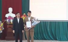 Công bố quyết định Bí thư Đảng uỷ  và bầu bổ sung Chủ tịch HĐND xã Nghĩa Yên