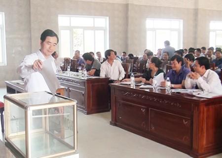 Hội nghị BCH Đảng bộ huyện Nghĩa Đàn mở rộng