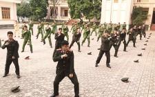 Công an huyện Nghĩa Đàn ra quân Tháng thanh niên 2019
