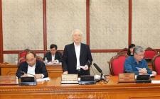 Tổng Bí thư, Chủ tịch nước Nguyễn Phú Trọng: Làm nhân sự phải hết sức cảnh giác
