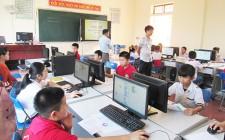 51 thi sinh tham gia hội thi tin học trẻ lần thứ V năm 2019
