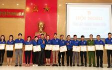 Huyện đoàn Nghĩa Đàn tổng kết tháng thanh niên năm 2019