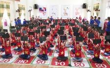 Sôi động Hội thi Rung chuông vàng tìm hiểu pháp luật về ATGT  và phòng chống xâm hại ở trẻ em
