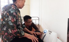 Nghĩa Hưng 163 chị em khám tư vấn về chăm sóc SKSS/KHHGD