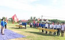 Ra quân chiến dịch thanh niên tình nguyện hè năm 2019