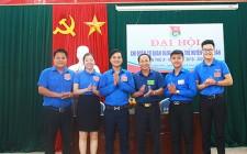 Chi đoàn Cơ quan Đảng – Đoàn thể huyện đại hội khóa X