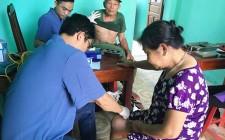 Tổ chức khám bệnh, cấp phát thuốc miễn phí tại Nghĩa Đàn