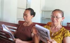 Hội Nông dân Nghĩa Phú tăng cường tuyên truyền về bệnh dịch lợn tả châu Phi