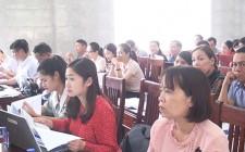 Tập huấn triển khai ứng dụng phần mềm dịch vụ công trực tuyến