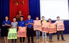 Nghĩa Tân tuyên truyền phòng chống tai nạn đuối nước