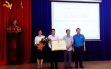 Cơ quan xã Nghĩa Tân đón nhận danh hiệu cơ quan đạt chuẩn văn hóa