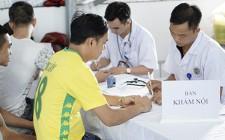 TTYT Nghĩa Đàn khám sức khoẻ định kỳ cho công ty TNHH HI-TEX
