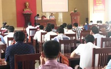 Hội nghị Ban Chấp hành Đảng bộ huyện Nghĩa Đàn mở rộng