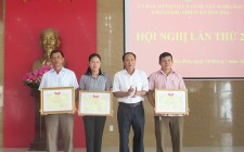 MTTQ Việt Nam huyện Nghĩa Đàn tổ chức hội nghị lần thứ 2