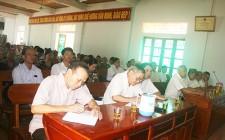 Nghĩa Liên triển khai học tập quán triệt các Nghị quyết Hội nghị lần thứ 10 Ban Chấp hành Trung ương khóa 12