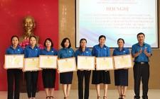 LĐLĐ huyện Nghĩa Đàn sơ kết hoạt động Công đoàn 6 tháng đầu năm