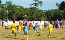 Nghĩa Liên khai mạc Giải bóng đá thiếu niên nhi đồng hè 2019