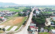 Thị trấn Nghĩa Đàn có 37 tuyến đường được đặt tên đường