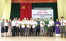 Hội thi Ban tuyên giáo cơ sở giỏi cụm 3 năm 2019