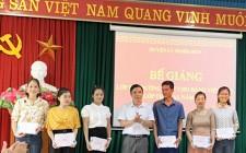 Bế giảng lớp bồi dưỡng LLCT dành cho đảng viên mới, lớp thứ 2 năm 2019