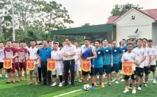 Khai mạc giải bóng đá nam công đoàn TH MILK  mở rộng năm 2019