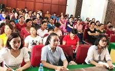 Tuyên truyền phổ biến giáo dục pháp luật cho cán bộ, hội viên phụ nữ năm 2019
