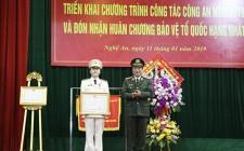 Phó trưởng công an huyện Nghĩa Đàn hết lòng vì nhân dân