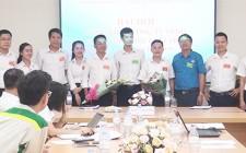 Đại hội Công đoàn Công ty TNHH nước tinh khiết Núi Tiên