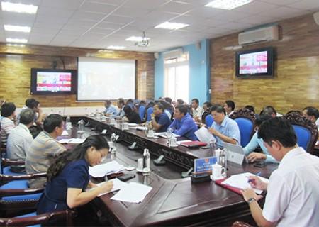 Nghĩa Đàn tham gia hội nghị trực tuyến đánh giá kết quả thực hiện và triển khai các giải pháp cấp bách ngăn chặn, khống chế dịch tả lợn Châu Phi