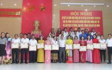 Biểu dương điển hình tiêu biểu trong học tập và làm theo tư tưởng, đạo đức, phong cách Hồ Chí Minh giai đoạn 2016 - 2019