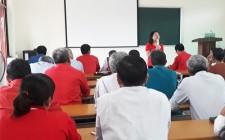 Hội CTĐ huyện Nghĩa Đàn tập huấn công tác hội năm 2019