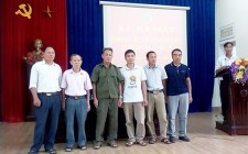 Nghĩa Tân ra mắt mô hình Hội nông dân tham gia tuần tra đảm bảo ANTT