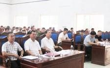 Hội nghị ban chỉ đạo hành lang an toàn lưới điện cao áp huyện Nghĩa Đàn