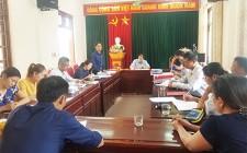 Hội Nông dân huyện Nghĩa Đàn tổ chức hội nghị giao ban thi đua cụm số 1