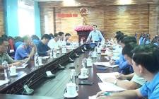 Hội nghị liên tịch chuẩn bị kỳ họp thứ 11 HĐND huyện Nghĩa Đàn khoá XIX  nhiệm kỳ 2016 - 2021