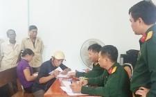 Chi trả trợ cấp một lần cho người có công theo QĐ 49 của Thủ tướng Chính phủ