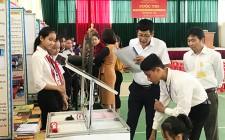 Hội thi Khoa học kỹ thuật cấp huyện dành cho học sinh THCS năm học 2019 - 2020